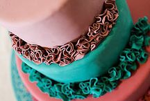 incredible cakes / by Crystal Shephard
