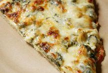 Pizza / by Katie Koepl