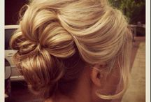 It's All About the Hair / by Susie Sterland Reed