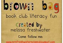 Book clubs / by Jessica Kennedy