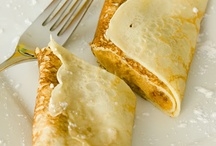 Food - Crepes / by MJ Butler