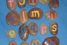 school/fun with letters / by Mindy Kowieski Kerr