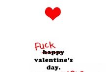 valentine's day or don't / by Katie Butterfield