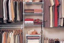 Closet Organization  / by Abby Locke