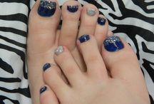 Nails / hair_beauty / by Katrina Bogart