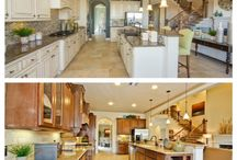 Decisions Decisions!  / From exteriors to kitchens, cast your vote on which home you prefer! / by Lennar