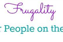 Frugality / by Jenny