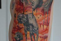 Tattoos / by Jessica West