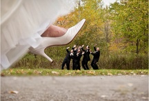 cool wedding pics / by Caroline Bergeron
