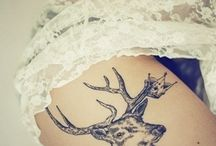 Tattoo ideas / by Rebecca Buckman
