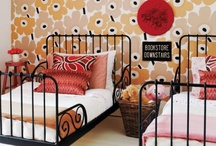 Kids Rooms / by Katie Wickland