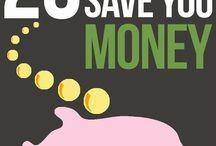 savings / by Eve Pourzan