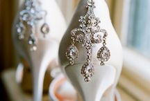 wedding shoes / by judi oliver