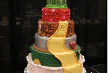 Wizard of Oz Cakes / by Jenniffer White