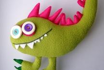 DIY/Toy Art / by Solange Rennó