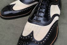Gentlemen's Shoes! / by Simon Taylor-Spencer