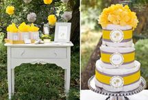 Pretty Parties - Baby Showers / Pretty Parties - Baby Showers / by Zoey DeZigns