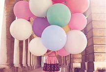 balloons / by Gaelle Mellis