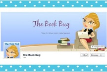 SLMS Blogs / Public and school librarian blogs with GREAT ideas! / by ATBOT/ The Book Bug