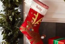 Christmas stocking / by Charlotte Sedgley