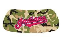 Cleveland Indians / by EyeBlack.com