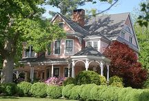 BNOTP: Home Tours / Take a tour of these beautiful historic homes! / by Between Naps On the Porch