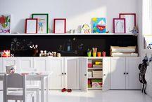 HOME: Kids' Room (shared) / by Sandhya Jain Patel