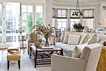 home: sunroom / Design & decor for sunrooms & four season rooms / by Coordinately Yours by Julie Blanner