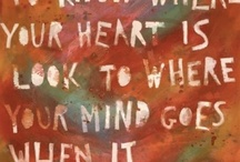 Words / by Lidia Davis
