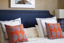 Bedrooms / Master, both guest rooms / by Ellen Koerting