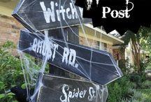 Halloween/Samhain / by Stephanie Reltub
