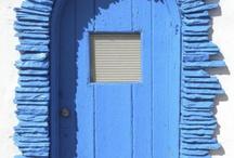 Licht blauw / by Theresa Oostrom Giesen