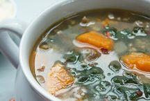 Gluten Free Soups / by Jirah Newmarker