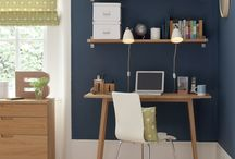 Home Office Ideas / by Alissa Wilson