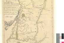 Cartografía / Mapas históricos de mi país / by Sebastián Scavone