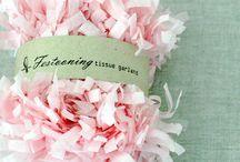 Fin's Pink Party / by Kristen Grandi - Junk Hippy