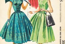 vintage - fashion / by MamaSaVa
