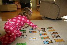 Fun Games for Preschoolers / Games that preschoolers can play! / by Jamie Reimer