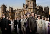 Downton Abbey & Downton Abbey Style / by Nancy Steinke