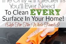 Cleaning / by Cami