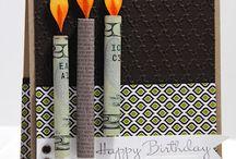 Money gift ideas / by Denise Joslin