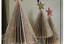Book/Paper Crafts / by Wyne Cler