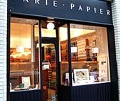 Marie Papier Paris / by Alcibiades Cortese