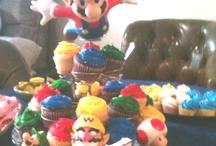 Mario birthday / by Carey Gardner