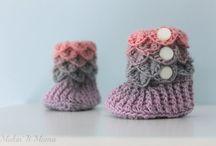Cute Baby Feet! / by Makin' It Mama