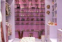 Every Girls Dream Closet / by Mz. Kim Jones