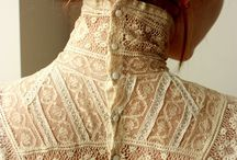 Vintage Textiles / by Christine E Stout
