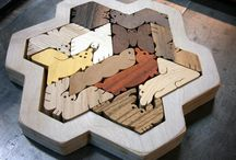 Wood projects / by Carrie Clemons
