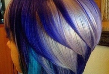 ~Beauty~ / hairstyles & color... how to's... products.. all that jazz... dedication to all those gorgeous locks we envy... sigh... / by Jessica Rayburn