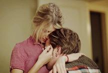 kiss me, hug me, love me. / by SuperCorey